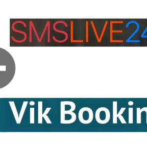 VikBooking SMSLive247 logo
